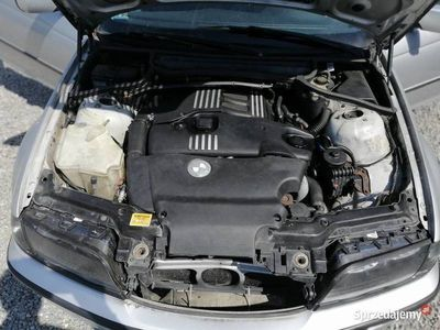 używany BMW 320 D E46 TEMPOMAT