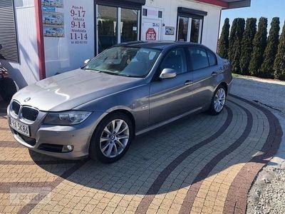 używany BMW 320 SERIA 32009r sedan zarejestrowana 2.0D 177KM LIFTING