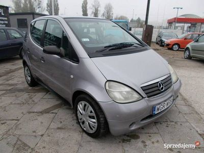 używany Mercedes A160 W168 1.6 102KM