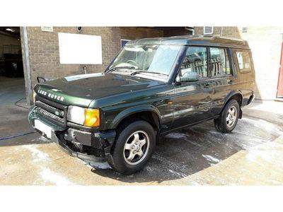 używany Land Rover Discovery 2 Discovery2.5 TD5 automat anglik II (1998-2004)