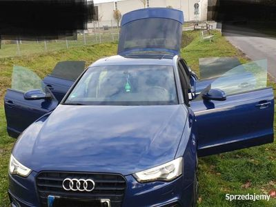 używany Audi A5 Sportback 3.0TDI SLine 2014 z dodatkową Gwarancją