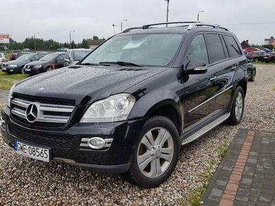 brugt Mercedes 320 Klasa GL X164, 3.0 CDI, 225 KM