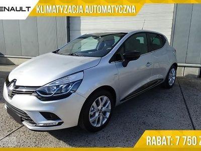 używany Renault Clio IV Limited 0.9 TCe 90KM |Pakiet Klimat Plus 2 + Koło | Wyprzedaż 2019, Chorzów