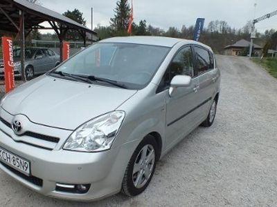 używany Toyota Corolla Verso III prywatnie zadbana piękna 1 właściciel