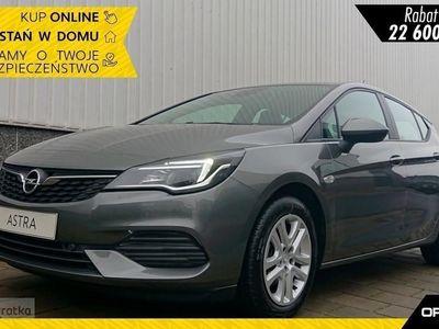 używany Opel Astra Edition 1.2 Turbo 110KM Klimatyzacja Dwustrefowa+Podgrzewane Fotele