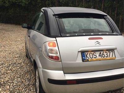 używany Citroën C3 Pluriel