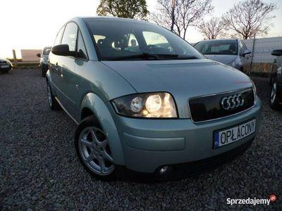 używany Audi A2 0dm3 75KM 2001r. 179 564km ABS