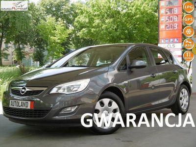 używany Opel Astra 1.4dm 101KM 2010r. 173 000km