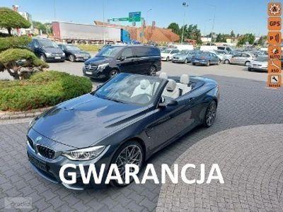 używany BMW M4 3dm 450KM 2017r. 21 000km