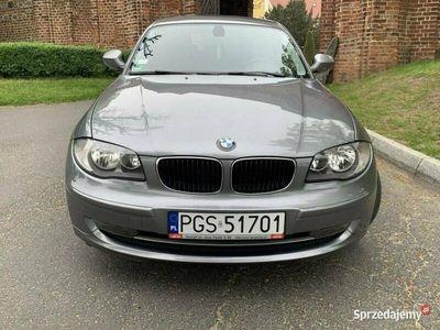 używany BMW 120 2dm 122KM 2011r. 143 000km