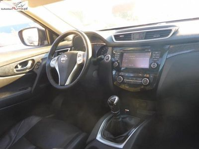używany Nissan X-Trail X-Trail 1.6dm3 130KM 2016r. 58 917km1.6 dCi Tekna 4WD FV 23%, Gwarancja!