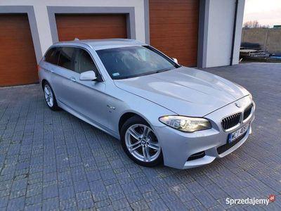 używany BMW 520 d stan bdb mały przebieg prywatnie