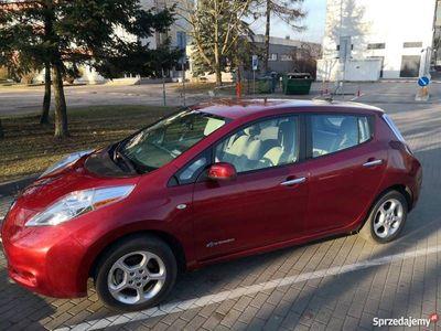 używany Nissan Leaf EV - electric - zero emission