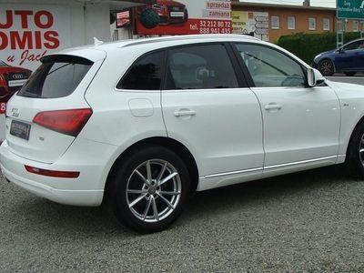 używany Audi Q5 I (8R) wersja S-LINE,Navigacja ,Ledy,Tempomat, Pszczyna
