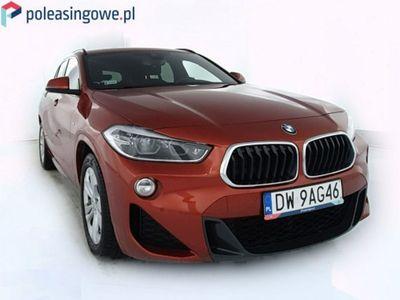 używany BMW X2 2dm 190KM 2018r. 88 706km