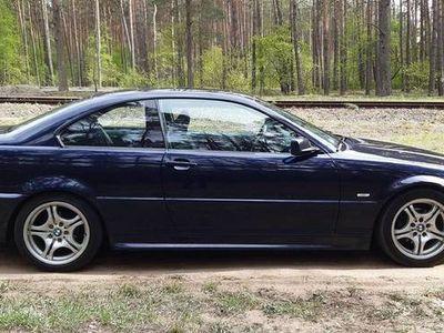 używany BMW 2002 e46 couper. 170 KM LPG