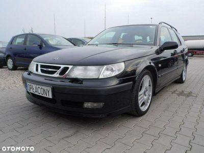 używany Saab 9-5 2dm 150KM 2001r. 216 654km