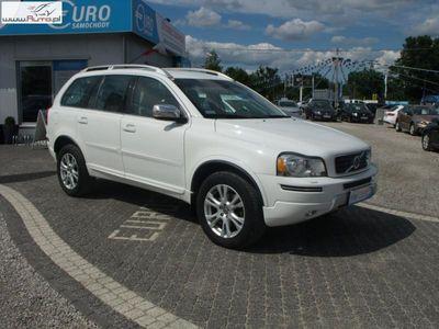 używany Volvo XC90 Salon Pl. Gwarancja 1 rok F-vat 2.4 Salon Polska 2.4 D5 AWD Automat 7- osobowy automatyczna klima.