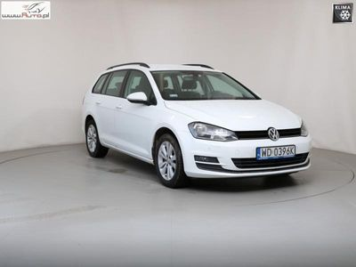 używany VW Golf 1.6dm3 105KM 2015r. 177 970km WD0396K # Comfortline # Serwisowany # Salon Polska #