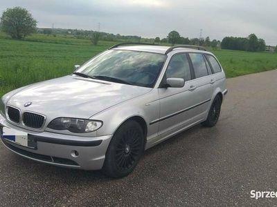 używany BMW 330 E46 D M57 MANUAL