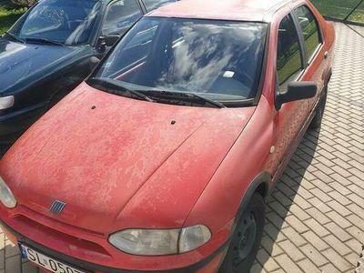 używany Fiat Albea 1.2 EL 1999r sprawna