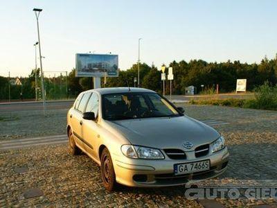 używany Nissan Almera ALMERA N16 1,5 98KMN16 1,5 98KM