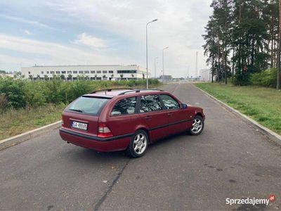 używany Mercedes C180 W202 1.8 Sekwencja Klima