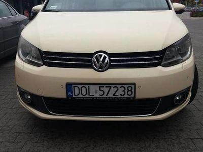 używany VW Touran 2.0 TDI 140 PS 7 OSOBOWY