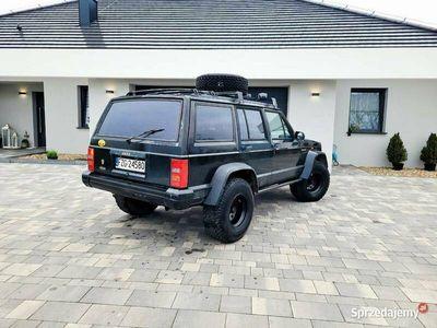 używany Jeep Cherokee 4.0 XJ LIMITED AUTOMAT NOWY SILNIK