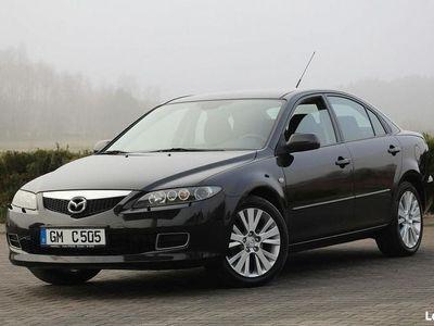 używany Mazda 6 147KM BOSE Xenon Klimatronik Tempomat SPORT ACTIVE Lift Niemcy I (2002-2008)