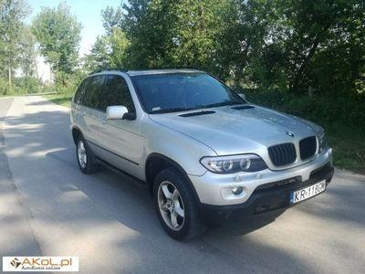 używany BMW 340 X5 3dm 2018KM 2005r.000km