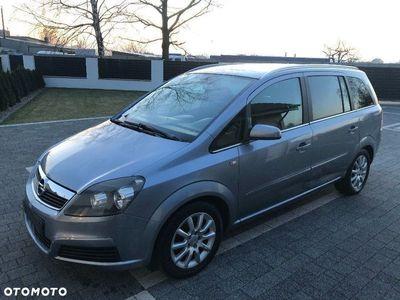gebraucht Opel Zafira B
