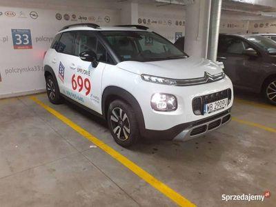 używany Citroën C3 Aircross 1.2dm 110KM 2019r. 5 500km