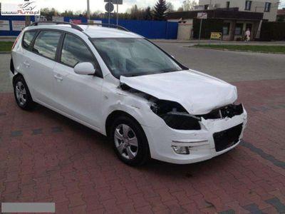 used Hyundai i30 1.6dm 90KM 2008r. 171 000km