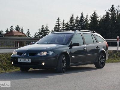 używany Renault Laguna II 1.9 DCI klimatyzacja sprawna gwaancja przebiegu nawigacja climatroni