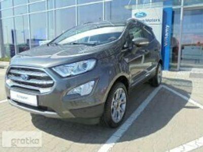 używany Ford Ecosport EcoSport II1.0 EcoBoost 125 KM M6 FWD Titanium 5D