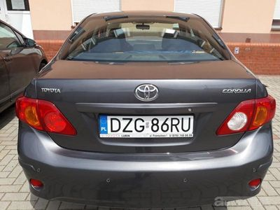 używany Toyota Corolla COROLLA