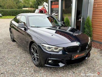 używany BMW 420 2dm 190KM 2019r. 19 251km