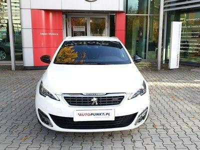 używany Peugeot 308 II GT Line I-Właściciel, FV 23%