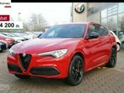 używany Alfa Romeo Stelvio Veloce 2.0 Turbo 280KM Napęd4x4 Nawigacja+ Pakiet Audio Harman Kardo