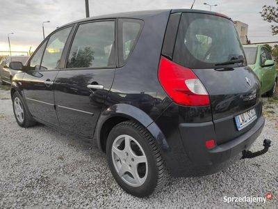 używany Renault Scénic II LIFT 2008 R KLIMA OK SKORY