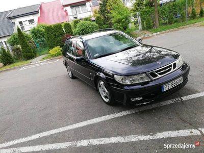 używany Saab 9-5 2.3t możliwa zamiana