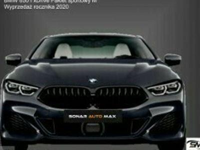 używany BMW 850 SERIA 8 G15xDrive Coupe Pakiet Sportowy M