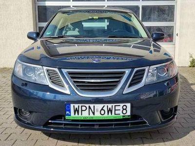 używany Saab 9-3 II 2.0 150 KM B+GAZ jasne półskóry navi alu gwarancja