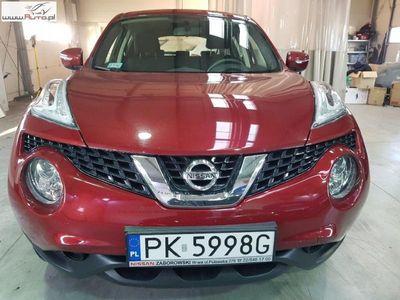 used Nissan Juke Juke 1.6dm3 94KM 2017r. 14 201km1.6 Visia Plus EU6