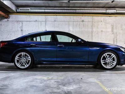 """używany BMW 650 i V8 450KM 2014r GranCopue Mpakiet 20"""" 38tkm FV-marża"""