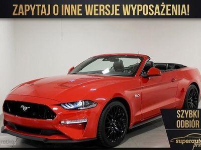 używany Ford Mustang GT VI GT 5.0 V8(450KM)  CONVERTIBLE + Premium 2 + MagneRideTM  OD RĘKI!