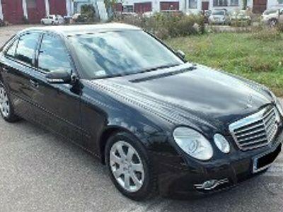 używany Mercedes E200 Klasa E W211CDI Avantgarde