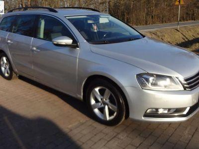 gebraucht VW Passat 2dm3 140KM 2012r. 220 000km Alu,2.0 TDI, DSG,