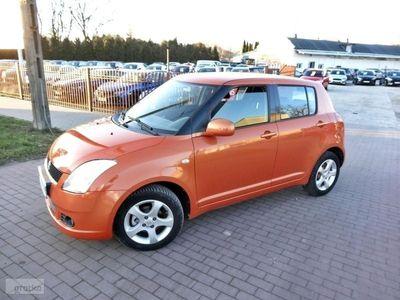 używany Suzuki Swift IV Benzyna 1.3 92KM Klimatyzacja 4x4, Błonie